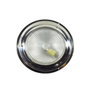 Dome/cabin/celing Light 12v Led Interior Stainless Steel /boat/yacht 4and039and039