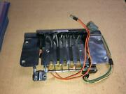1968 Dodge Charger Restored A/c Heater Air Conditioning Control Switch Vacuum