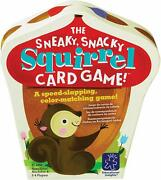 Educational Insights The Sneaky Snacky Squirrel Card Game