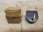Nos 1946 1947 Ford Water Temperature Gauge Red Dots 51a-10883-b Temp
