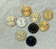 Rolex Lots Of Dials For Ladies 26mm Watch Watches Date And Datejust Parts