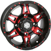 Sti Tire And Wheel - Hd7 Radiant Wheel Size 14 X 7 Color/finish Radiant Red