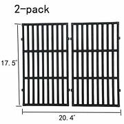 Grill Cooking Grates Grid Replacement 17.5 For Weber 7637 Spirit E210 E220 Bbq