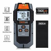 Tacklife Stud Finder Wall Scanner 4 In 1 Center Finding Electronic Wall Detecto