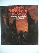 J.r.r. Tolkien 1990 Calendar Lord Of The Rings Ted Nasmith
