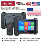 Autel Mk908 All System Auto Diagnostic Scanner Tool Ecu Programming J2534 Coding