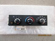 08 - 20 Chevy Express 3500 2500 1500 A/c Heater Climate Temperature Control New