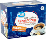 Great Value French Vanilla Serve Cups384 K Cups Count -closeouts Exp Below