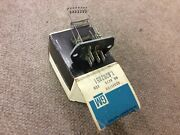 Nos Gm 69-72 Chevelle,vega A/c Blower Resistor 6262651 Air Conditioning Resister