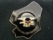 Naval Special Warfare Group 2 Shah Walikot District Deployment Challenge Coin