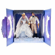 Disney Store Japan Official Cinderella And Doll Anniversary World Limited 6