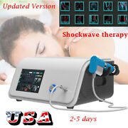 Physical Acoustic Shock Wave Shockwave Pain Relief Ed Therapy Nursing Machine Us