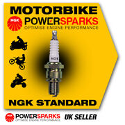 Ngk Spark Plug Fits Jawa-cz Cz250 Single/deluxe 250cc -84 [b8hs] 5510 New In Bo