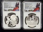 2018 Wwi Centennial Coin And Medal Set Early Releases Ngc Pf 70 Ultra Cameo