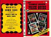 1972 Overstreet Comic Book Price Guide 2 Original Cover Proof Production Art