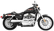 Flat Track Chrome 21 Header By Freedom Exhaust Hd00413 Harley Sportster 2014-17