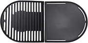 Cast Iron Griddle Cooking Grate For Coleman Roadtrip Swaptop Grill Lx Lxe Lxx