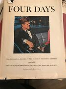 Four Days 1964 A Historical Record Of The Death Of John F Kennedy