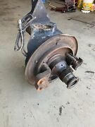 Marmon-herrington Differential Mt22n Axle Knuckle Spindle Outer Passenger