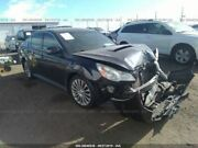 Engine 2.5l With Turbo Vin F 6th Digit Dohc Fits 10-11 Legacy 837052
