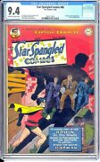 Star Spangled 86 Cgc 9.4 Nm Robin Cover Batman Story Cream/ow Pages