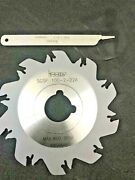 New Iscar Self Grip 100mm Indexable Slot Milling Cutter Sgsf 100 2 22a