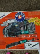 Lionel 6-31914 New York Central Flyer Ready To Run O-27 Scale Never Opened