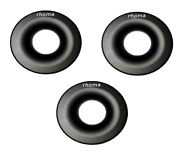 Set Of 3 Rhoma 24mm Hole Low Friction Ring Durable Lightweight Free Shipping