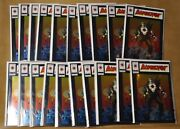 Twenty Bloodshot Comics Issue 1 Brand New Bagged And Boarded