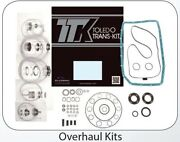 A4ld 85-95 W/viton And Plated Governor Rings Transmission Rebuild Paper/rubber Kit