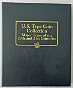 Whitman Classic Coin Album U.s Type Coins Collection 20th And 21st Centuries.