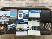 Mercedes-benz S550 Awd All Operator Owner Manuals + Case. Andnbsplike New.