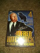 Hitchock - Master Of The Macabre 4 Movie Dvd
