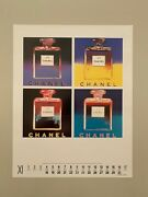 Andy Warhol Ads No 5 1985 Authentic Print From 1991 Te Neues Calendar