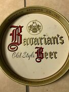 Vintage Bavarianandrsquos Old Style Beer Tray Schott Ale Covington Ky Kentucky Rare