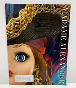 2007 Madame Alexander Full Doll Line Store Copy Catalog Book With Doll Prices