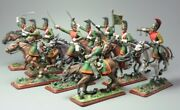 Painted Tin Toy Soldier Life Guards Dragoon Regiment 54mm 1/32