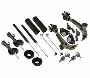 Genuine Front And Rear Strut And Shock Absorber Assembly Kit For Volvo C30 S40 V50