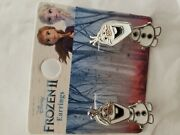 Frozen Earrings Collectibles Must Have Olaf On Your Ears