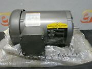 Baldor Reliance Industrial Motor M3454 .245hp 48 Frame 1725rpm 3 Phase New