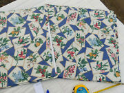 Custom Shower Curtain Set-polished Cotton-valance And Shower Curtain-lovely Fabric