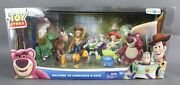 Mattel New Toy Story Welcome To Sunnyside 8 Pack Action Figures 855v