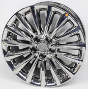 Oem Kia K900 19 Inch Front Wheel 52910-3t270 Nicks And Scratches
