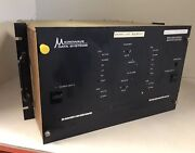 Scada Mds 2000 Series Master Station Microwave Data Systems