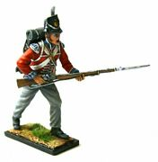 Painted Tin Toy Soldier Private Grenadier Regiment Of The Foot Guard 1 54mm