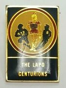 Vintage - The Lapd Centurions Lapel Hat Pin - Free Shipping