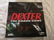 Dexter The Board Game Complete 2010 Gamedevco