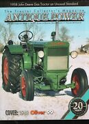 Lot Of 9 2008-2013 Antique Power Magazines-tractor Collectors-all Pictured