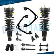14pc Front Spring Strut Upper Control Arm For 2006-12 Chevy Colorado Canyon 2wd