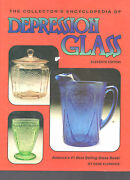 11th Edition Depression Glass Identification And Value Guide-florence-hardback